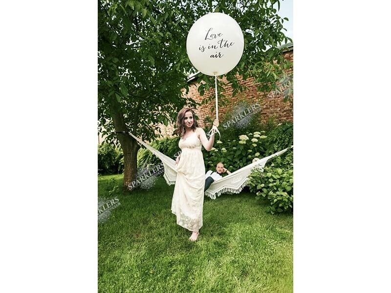 Ballon Géant 100cm Love is in the air