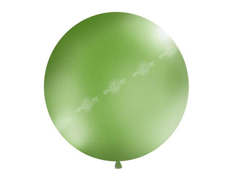Ballon géant 100cm Vert Clair