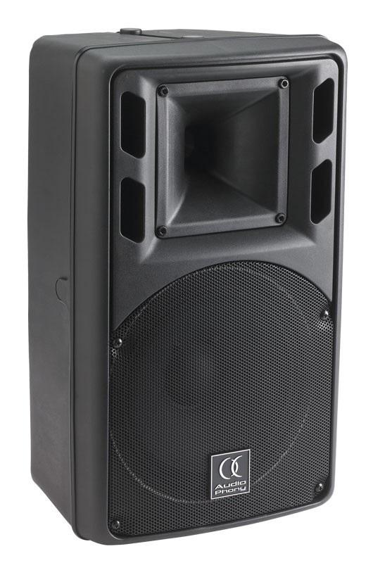 acute 10 amp enceinte amplifiee audiophony enceinte active audiophony pas cher sound discount. Black Bedroom Furniture Sets. Home Design Ideas