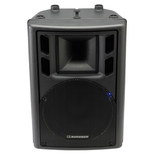 acute 12 amp enceinte amplifiee audiophony enceinte. Black Bedroom Furniture Sets. Home Design Ideas