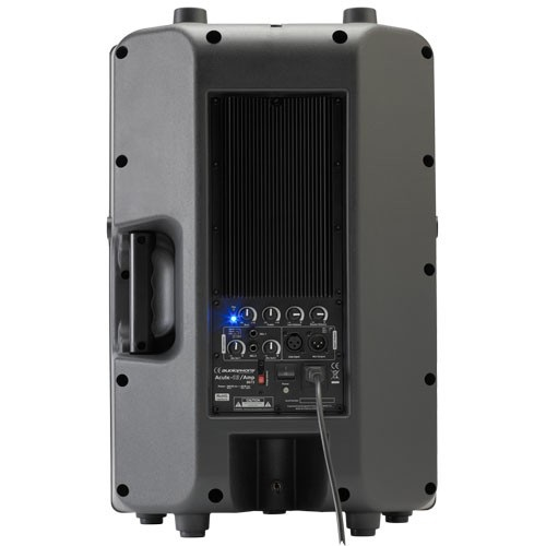 acute 12 amp enceinte amplifiee audiophony enceinte active audiophony pas cher sound discount. Black Bedroom Furniture Sets. Home Design Ideas