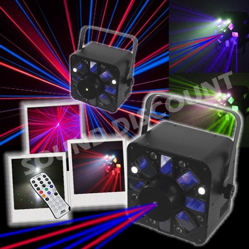 comboled rb afx jeux de lumiere laser rouge et bleu laser ibiza light pas cher sound discount. Black Bedroom Furniture Sets. Home Design Ideas