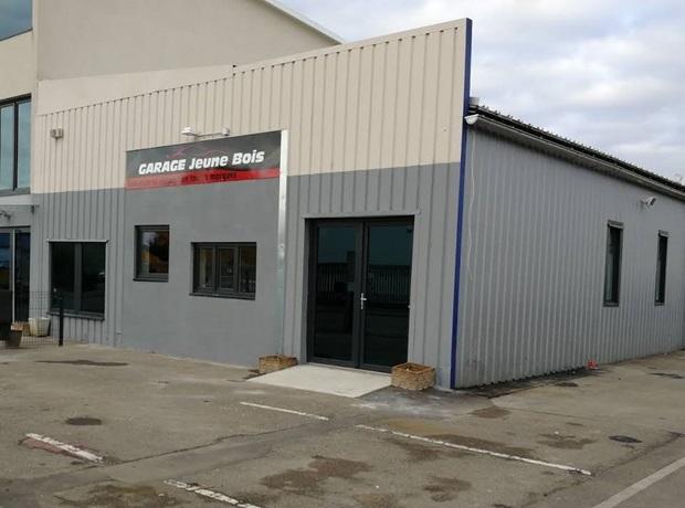 Garage Lucien Wittenheim