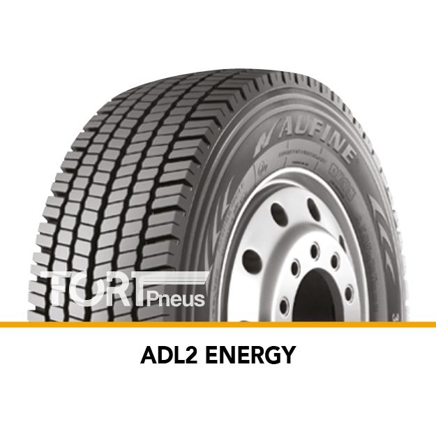 Pneu Poids Lourd Aufine ADL2 Energy