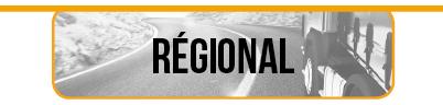 Onglet regional