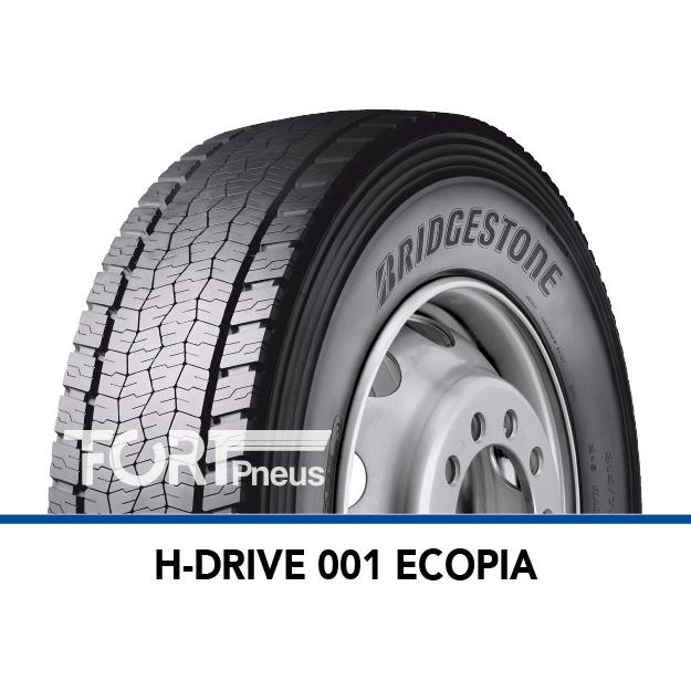 Pneu poids lourd Bridgestone H DRIVE 001 ECOPIA