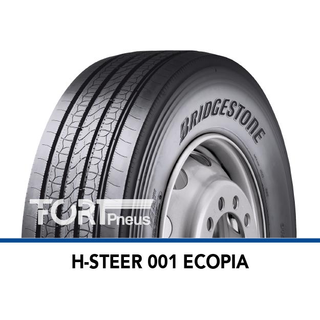 Pneu poids lourd Bridgestone H STEER 001 ECOPIA