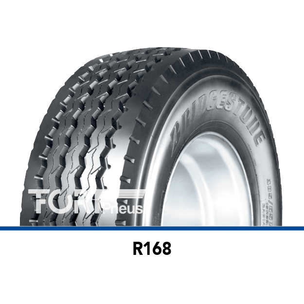 Pneu poids lourd Bridgestone R168