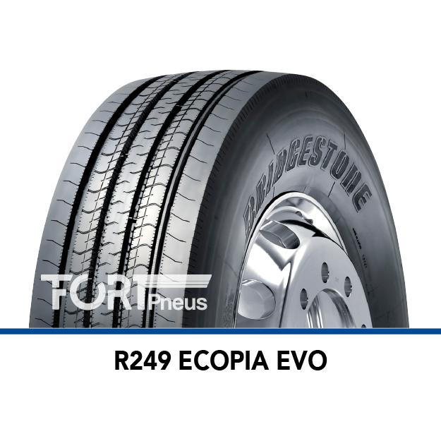 Pneu poids lourd Bridgestone R249 ECOPIA EVO