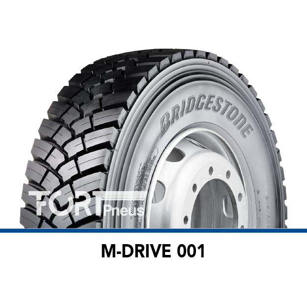 Pneu poids lourd Bridgestone M DRIVE 001