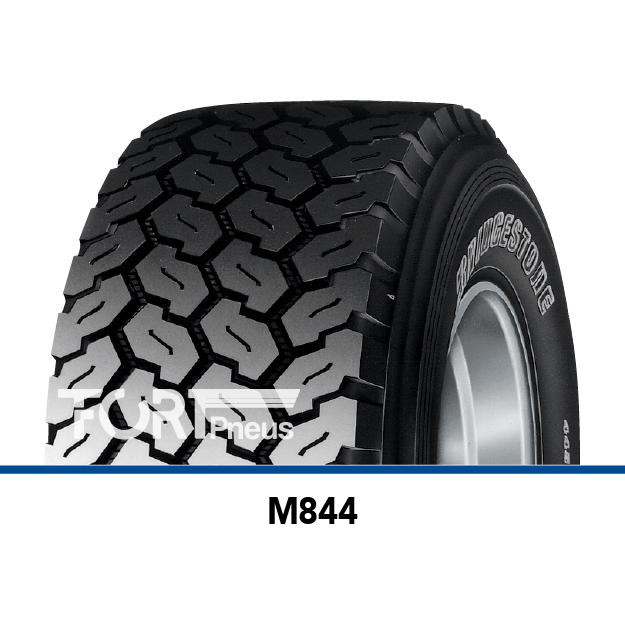 Pneu poids lourd Bridgestone  M844