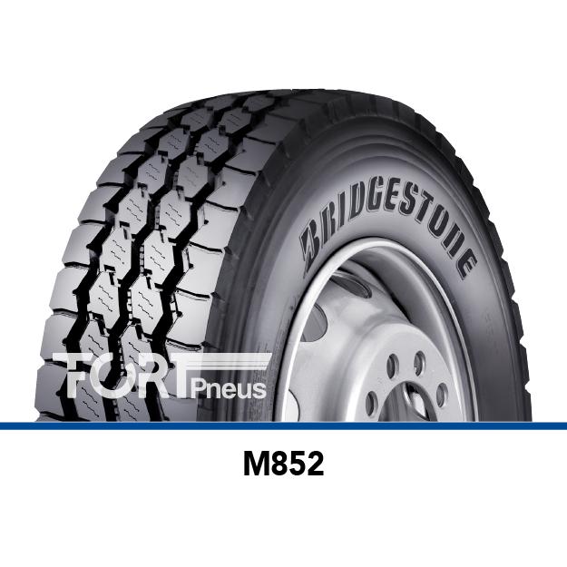 Pneu poids lourd Bridgestone M852