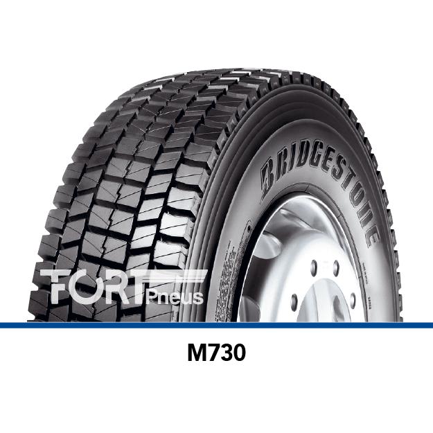 Pneu poids lourd Bridgestone M730