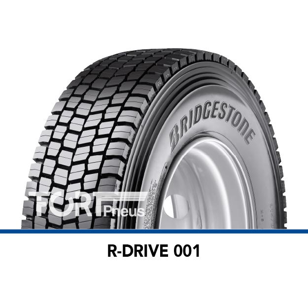 Pneu poids lourd Bridgestone R DRIVE 001