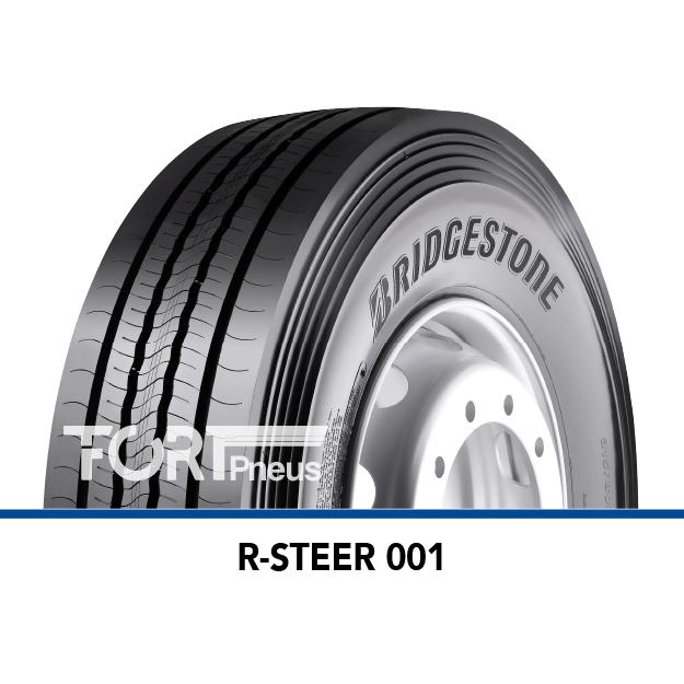 Pneu poids lourd Bridgestone R STEER 001