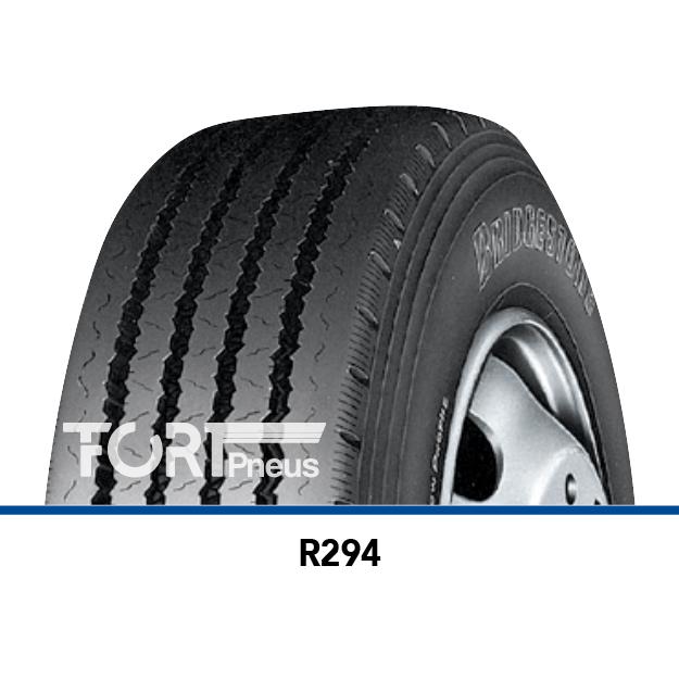Pneu poids lourd Bridgestone R294