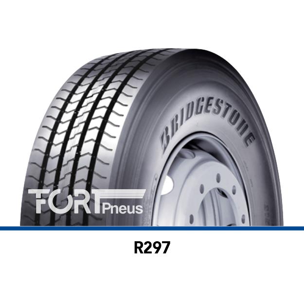 Pneu poids lourd Bridgestone R297