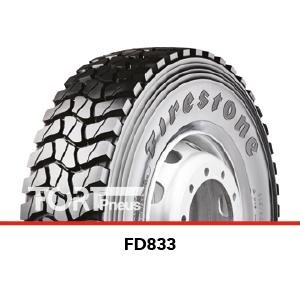 Pneus poids lourds firestone FD833