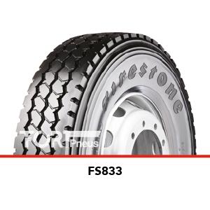 Pneus Poids Lourds firestone FS833