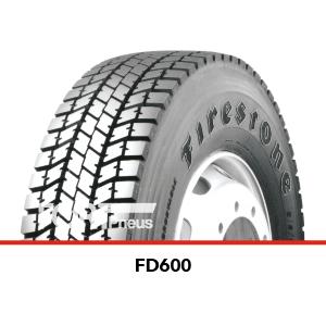 Pneus camion Forestone FD600