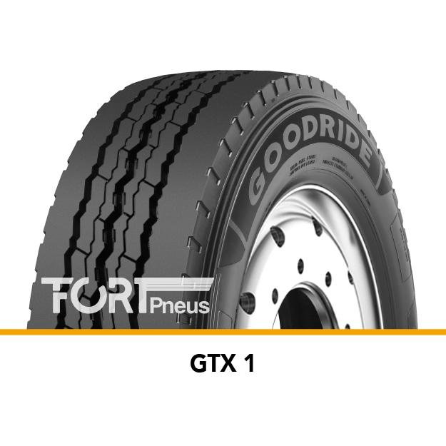 Pneus poids lourds goodride GTX1