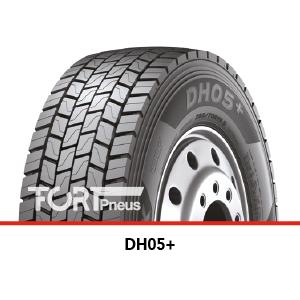 Pneus poids lourds DH05+