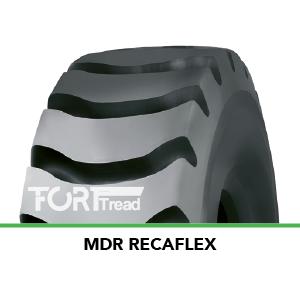 Pneu rechape GC MDR RECAFLEX