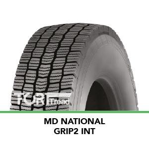 Pneu poids lourds rechape MARIX MD NATIONAL GRIP2 INT