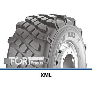 Pneus Poids Lourds Michelin XML