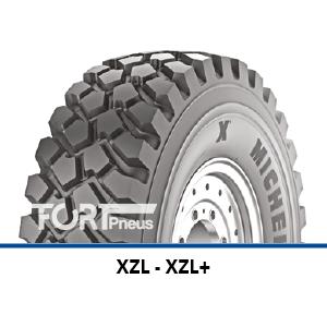 Pneus Poids Lourds Michelin XZL+