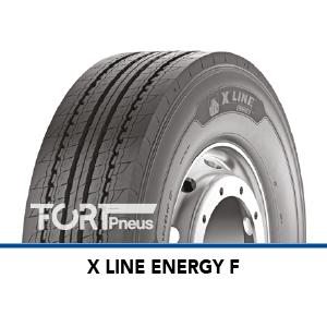 Pneu Michelin X LINE ENERGY F