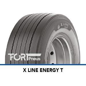 Pneu Michelin X LINE ENERGY T