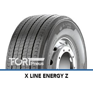 Pneus Michelin X LINE ENERGY Z
