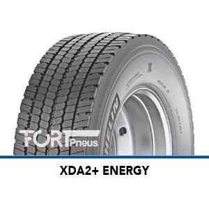 Pneus Michelin XDA2+ ENERGY