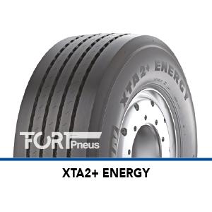 Pneus Michelin XTA2+ ENERGY