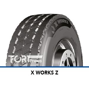 Pneus Michelin X WORKS Z