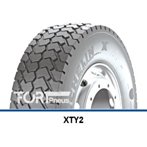 Pneus camion Michelin XTY2