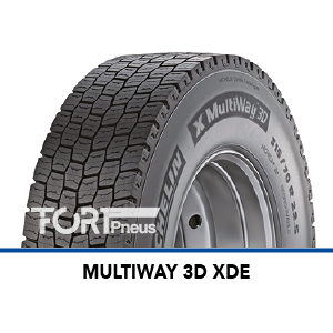 Pneu Michelin MULTIWAY 3D XDE