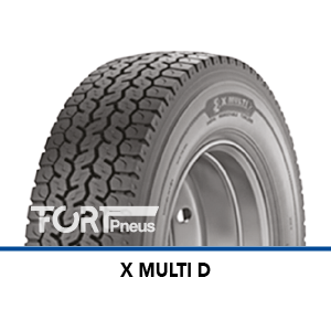 Pneus Michelin X MULTI D