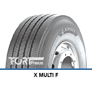 Pneus Camion Michelin X MULTI F
