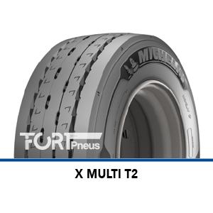 Pneus Michelin X MULTI T2