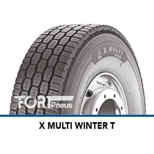 Pneus Michelin X MULTI WINTER T