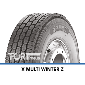 Pneus Poids Lourds Michelin X MULTI WINTER Z
