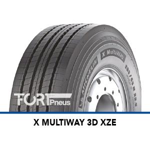 Pneu camion Michelin X MULTIWAY 3D XZE