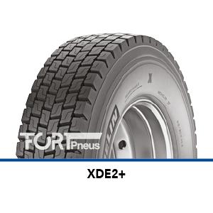 Pneu Michelin XDE2+