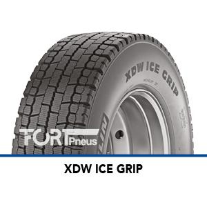 Pneu Poids Lourds Michelin XDW ICE GRIP