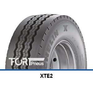 Pneus Poids Lourds Michelin XTE2