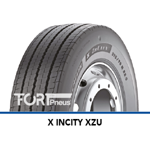 Pneus Poids Lourds Michelin X INCITY XZU
