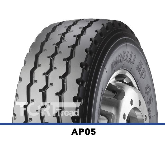Pneu Poids Lourds Pirelli AP05