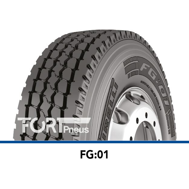 Pneus poids lourds Pirelli FG :01